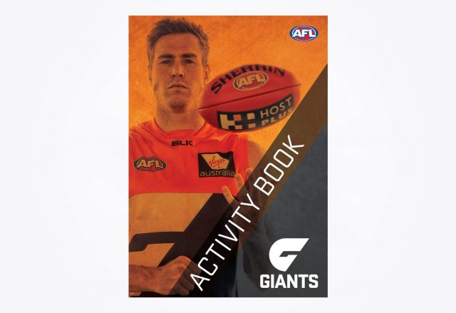 AFL Heroes Booklet