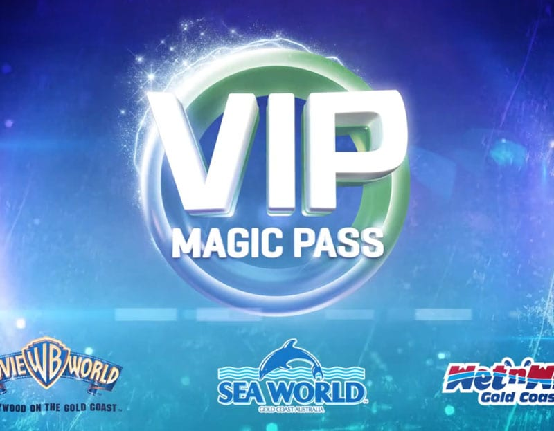 VIP Magic Pass