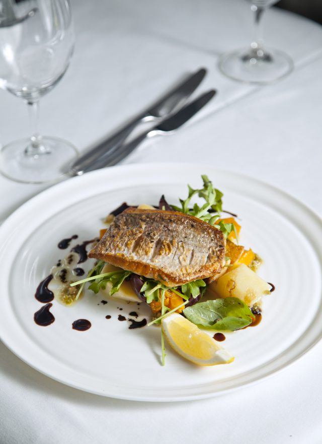 Fine Dining Photography