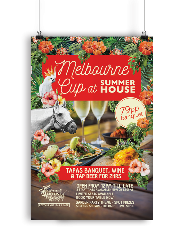Summer House Melbourne Cup